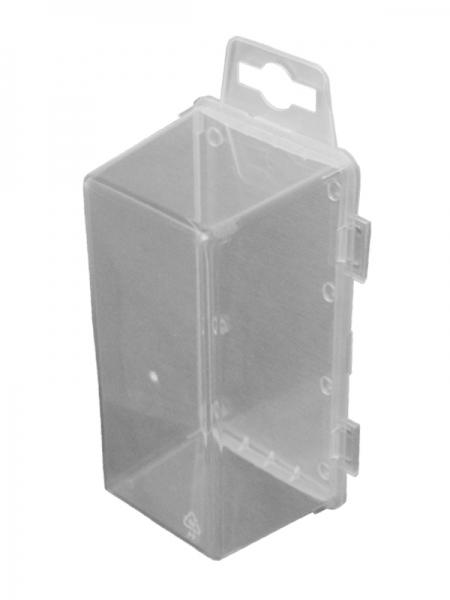 Caja de polipropileno 115x55x43 mm zonablister - Cajas de polipropileno ...