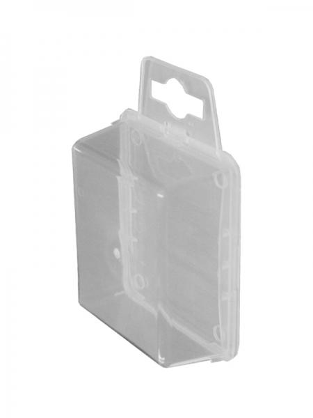 Caja de polipropileno 64x55x24 mm zonablister - Cajas de polipropileno ...